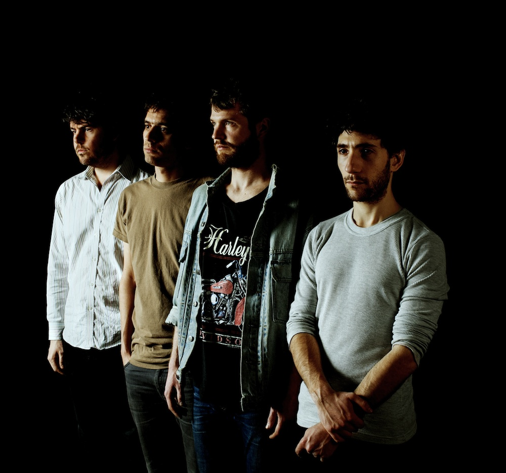 SUUNS interview for Control Club