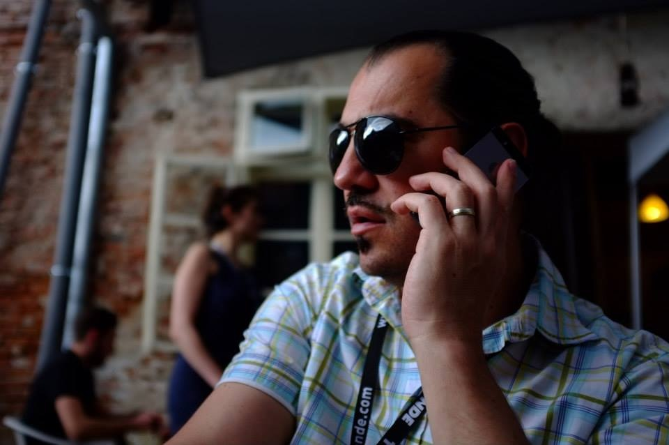 Q & A in Control: Cristian Busuioc aka Funky