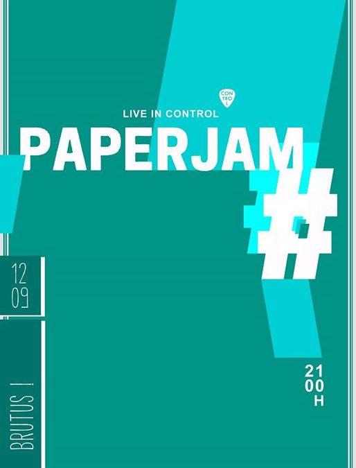 Paperjam – Opening of the Brutus live season!