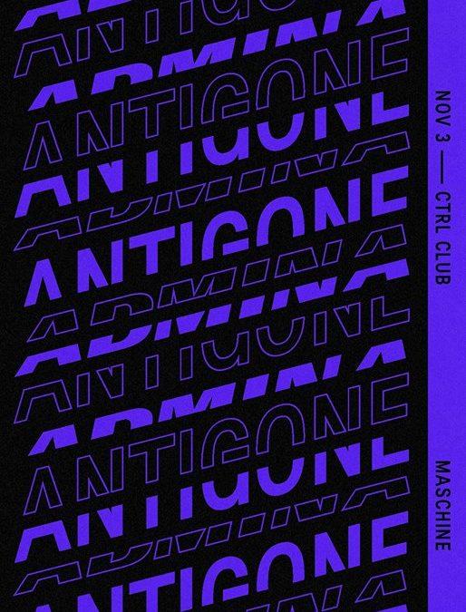 Maschine pres. Antigone, Admina