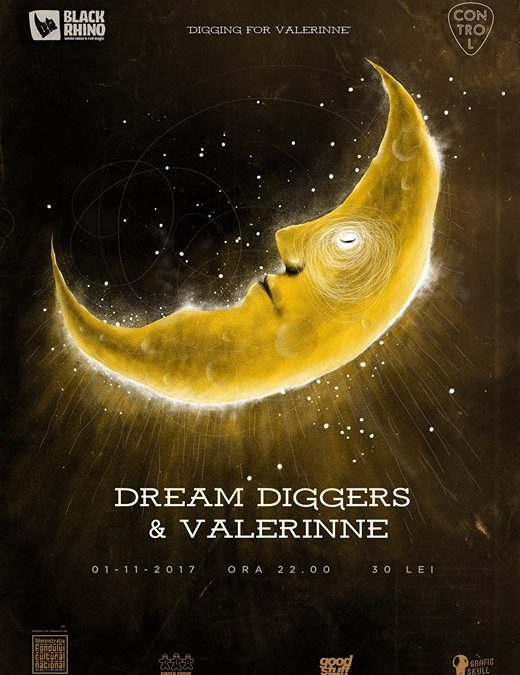 Black Rhino pres. Dream Diggers and Valerinne