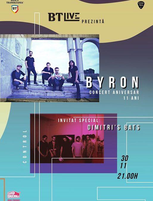 BT Live: Byron / Dimitri's Bats