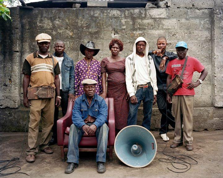 Control x Outernational: Konono No. 1 (Congo)