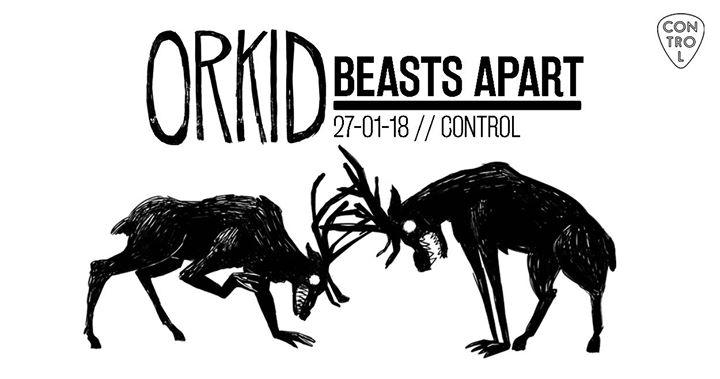 Orkid – Beasts Apart