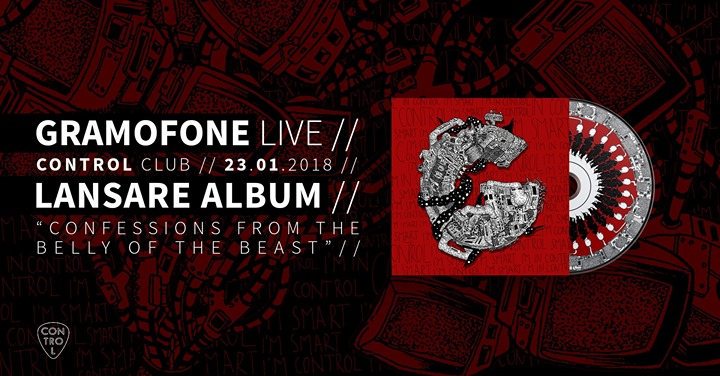 Gramofone – Live & Lansare de album