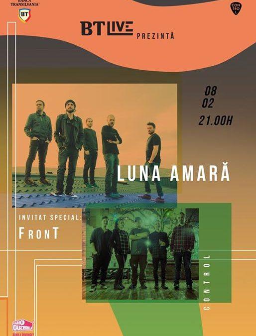 Luna Amară. Invitat: FronT la BT Live