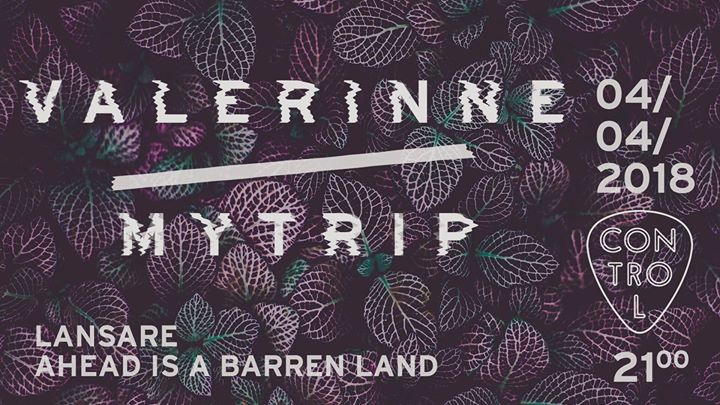 Valerinne – album release show. Guests: Mytrip