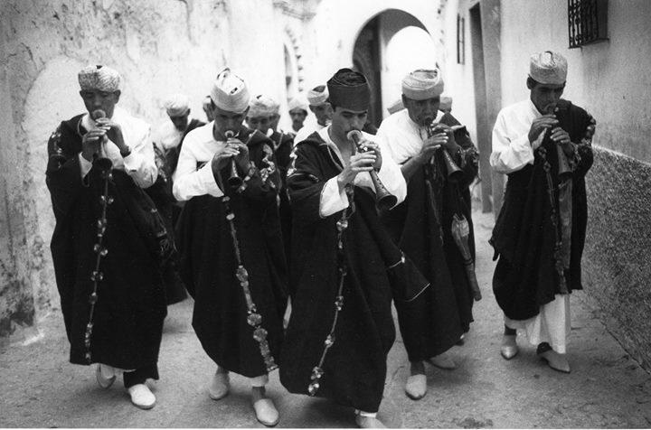 The Master Musicians of Jajouka (MAR)