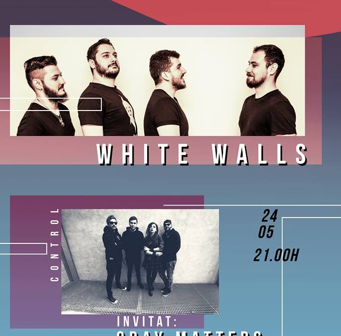 BTLive: White Walls / Gray Matters