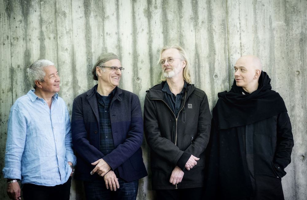 Andy Sheppard Quartet (UK)