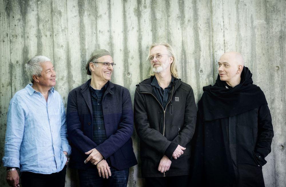 Andy Sheppard Quartet (UK)