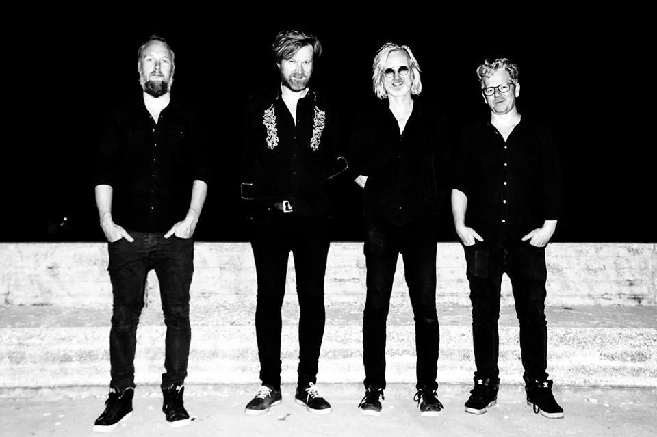Eivind Aarset Quartet (NO)