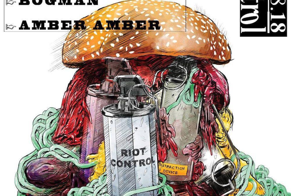 Camera Sambo: DJ Fett Burger / Bogman / Amber Amber