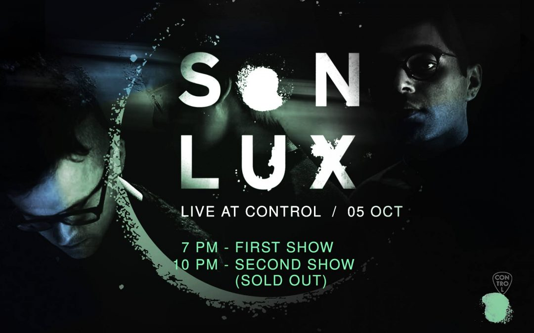 Son Lux (US) (Two shows- Sold Out)