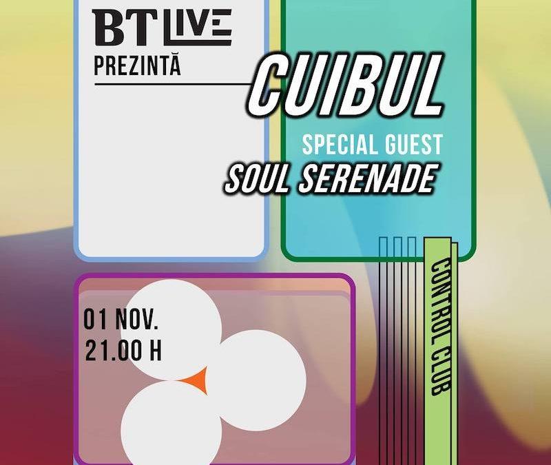 Cuibul + Soul Serenade @ BT Live