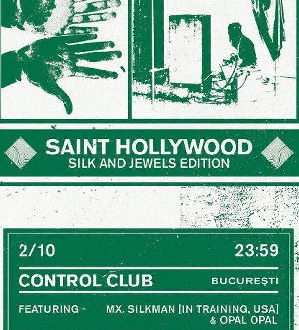 Saint Hollywood: Silk and Jewels Edition