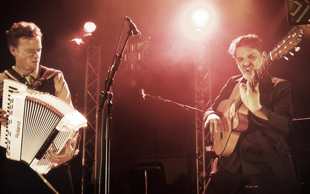 3 cântece care-ți rămân în cap de la Les Négresses Vertes