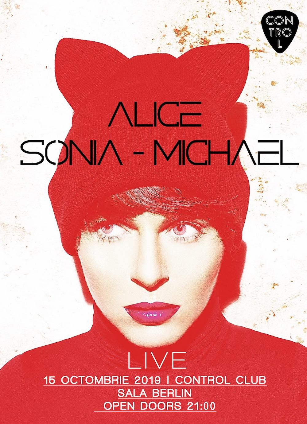 Alice Sonia-Michael