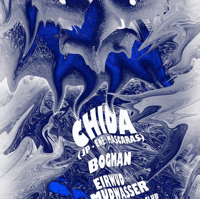 Chida (JP) / Bogman / Eirwud Mudwasser