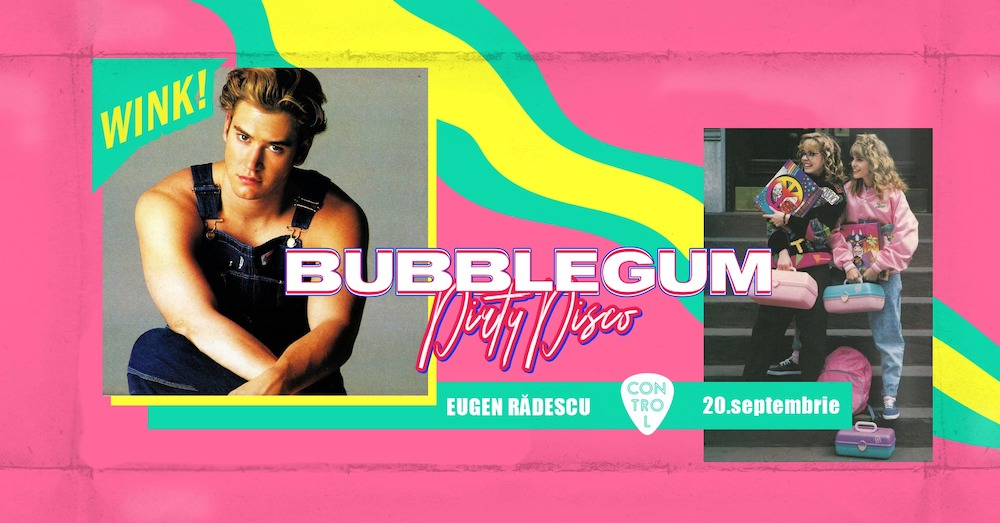 Dirty Disco BubbleGum by Eugen Radescu