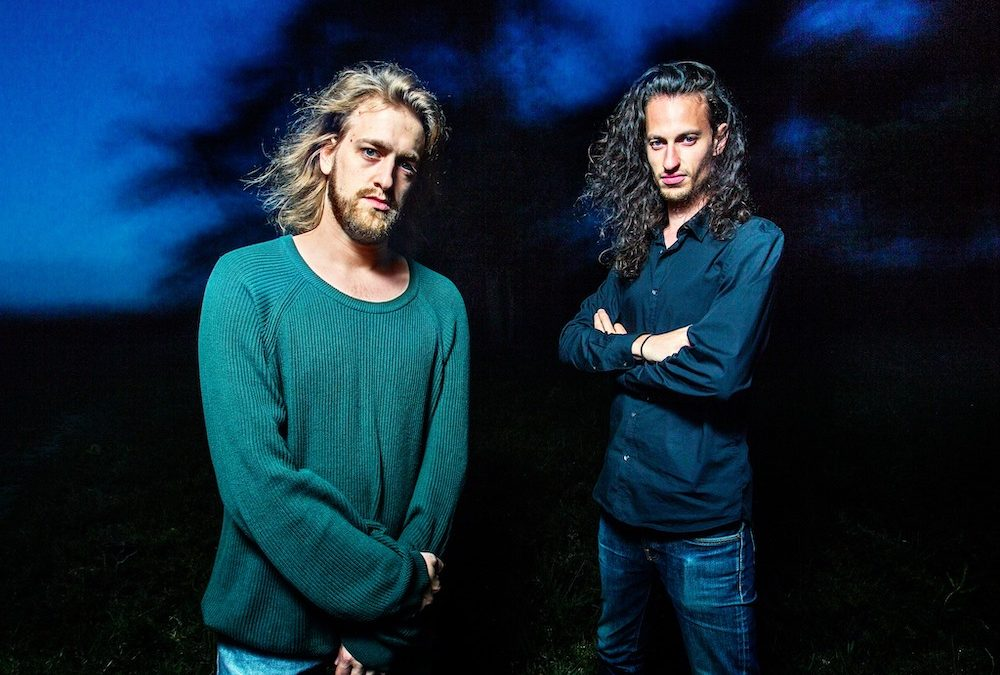 Niels Broos & Jamie Peet (NE)