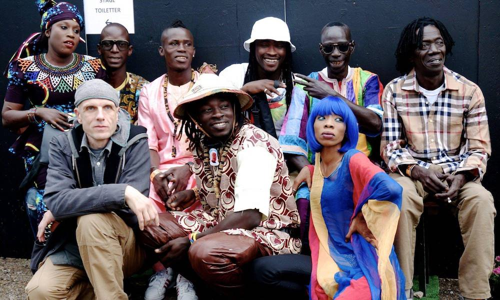 Mark Ernestus Ndagga Rhythm Force (Senegal)