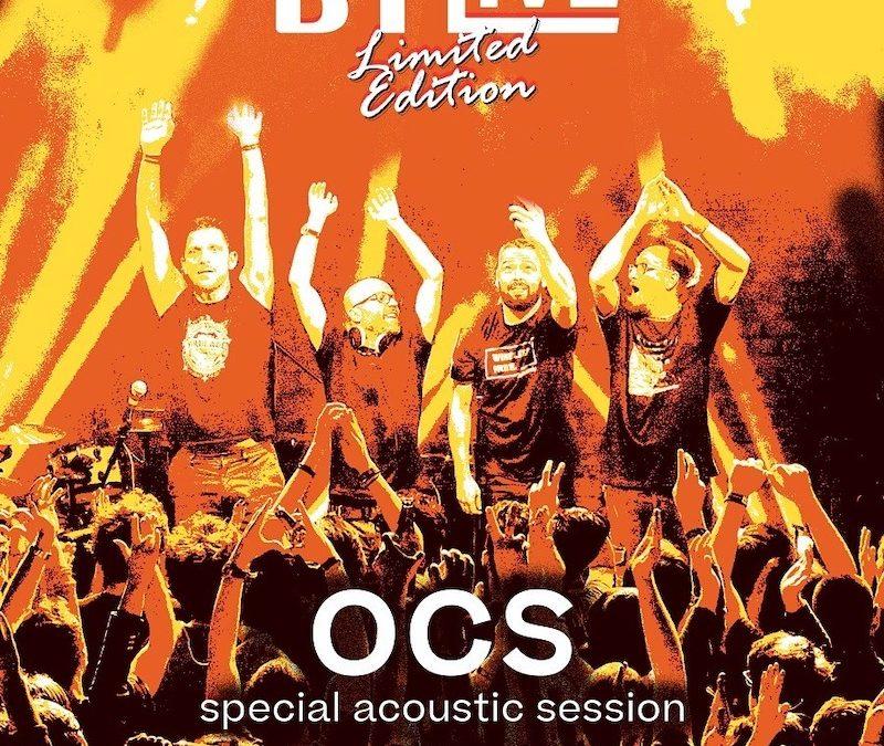 Omul cu Șobolani – acoustic show/ BT Live Limited Edition