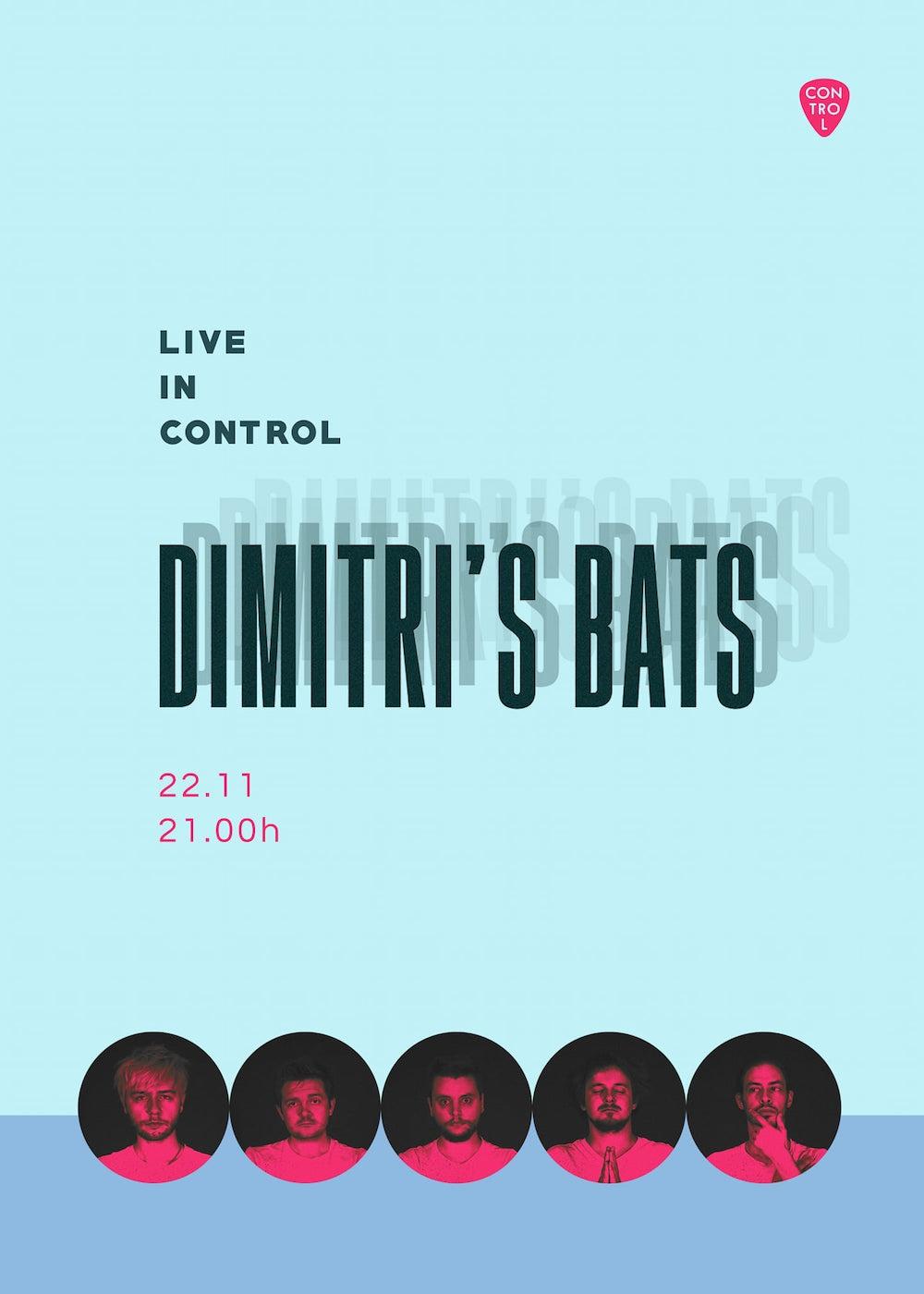 Dmitri's Bats