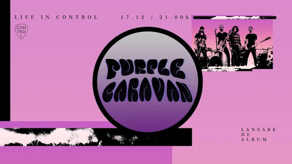 Purple Caravan Control Club